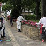 草場公園の花壇ボランティア活動始動!