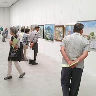 佐賀県シニアアートフェスタのイメージ