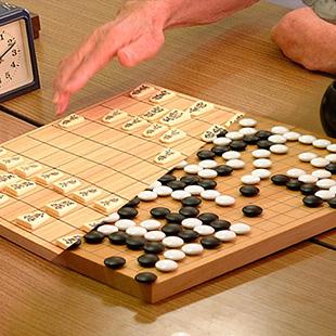 シニア囲碁将棋大会のイメージ